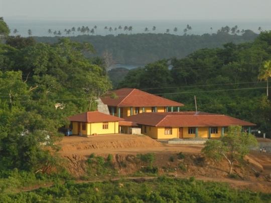 Neubau des Ausbildungs- und Gemeindezentrums