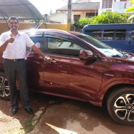 Projektauto für Sri Lanka