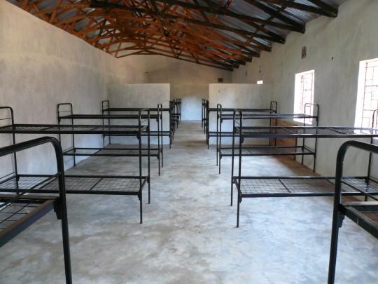 Neuer Schlafsaal der Grundschule in Kangundo