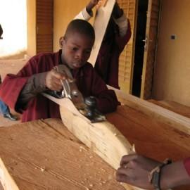 Ausbildung für Straßenkinder