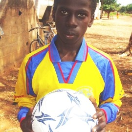 Das Fußballprojekt wird größer